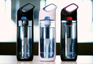 KOR's Kickstarter: Nava Filtering Water Bottle - Photo 2 of 3 -