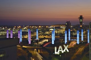 """""""There is no such thing as L.A. architecture. The diversity of styles and traditions is what makes L.A. so unique."""" —Sam Lubell, cocurator, A+D museum Photo by: Shutterstock"""