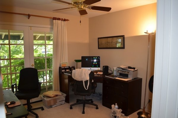 Tastemaker, the Decorator Matching Service Delivered to Your Home - Photo 2 of 3 - The Levy family office before...