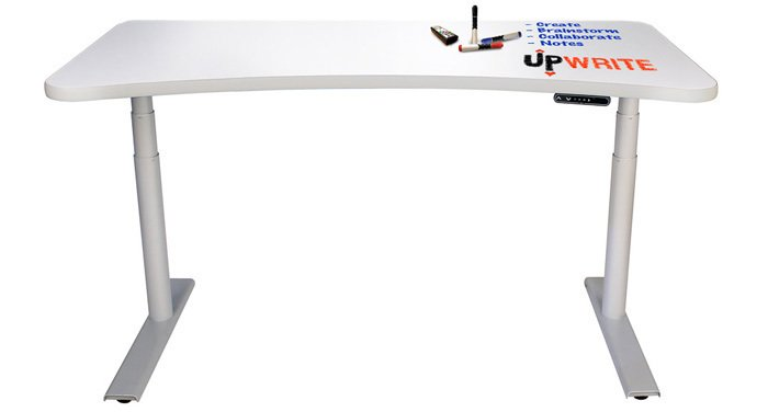 the upwrite convertible standing desk