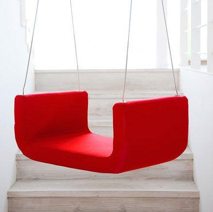 Me & U is a fun, alternative seating option.