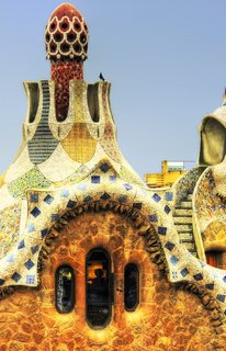 Park Güell in the Gràcia district of Barcelona, Catalonia, Spain. Photo by: Wolfgang Staudt