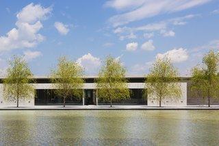 Tadao Ando's Reimagined Clark Art Institute - Photo 1 of 7 -