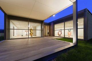 Tadao Ando's Reimagined Clark Art Institute - Photo 7 of 7 -