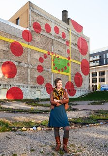 The Artist Using Playful Designs to Reimagine Public Space in the Twin Cities - Photo 1 of 2 -