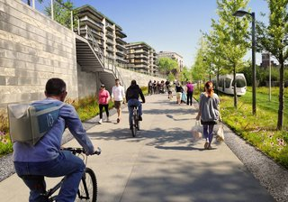 The Massive Project That's Using Old Rail Lines To Revolutionize Atlanta