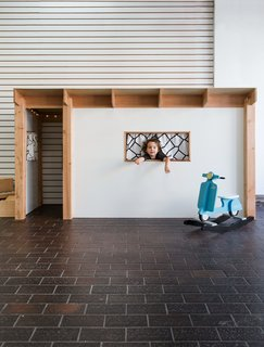 In a San Francisco Workshop, Kids Take on Carpentry with Mini Chisels and Saws - Photo 1 of 1 -