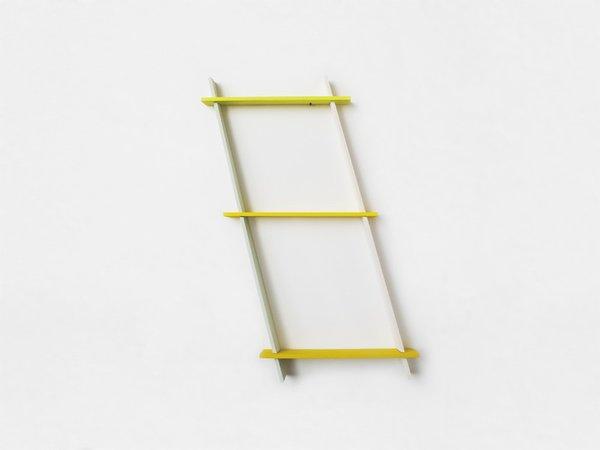 Parallelogram in Lemon and Mustard, $200