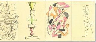 Moleskine Detour: Q&A with Maria Sebregondi - Photo 5 of 6 - Industrial designer Karim Rashid's loops and shapes.