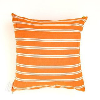 Textiles by Petel - Photo 1 of 3 - Striped pillow by Petel ($150).