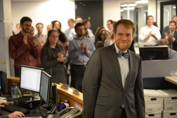 Philip Kennicott of the Washington Post won the 2013 Pulitzer Prize for criticism. Photo by Matt McClain / The Washington Post