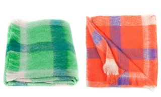 Mohair We Love: Gorman Blankets - Photo 1 of 3 -
