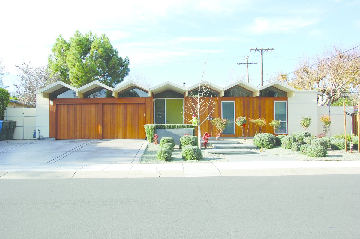 Eichler Homes Pictures never-before-seen images of iconic midcentury modern eichler homes