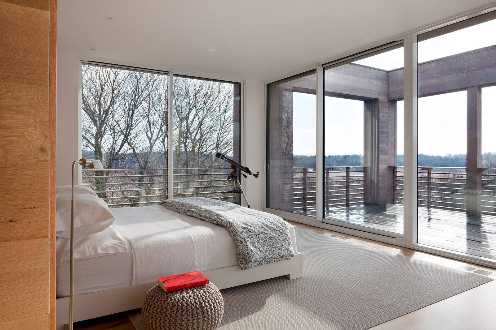Shining Examples of Clerestory Windows by Luke Hopping