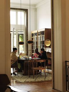 A Neoclassical Gallery Home in Belgium - Photo 17 of 18 -