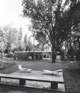 "A 1950s Mid-Century Home Joins the Spokane Register of Historic Places - Photo 1 of 4 - ""There's a sort of peacefulness that envelops you,"" says Sam Ferris of the house he grew up in, show in 1955."
