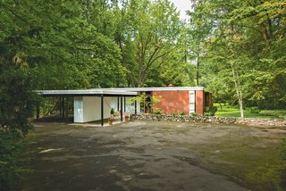 A 1950s Mid-Century Home Joins the Spokane Register of Historic Places - Photo 2 of 4 - The view as it appears today.