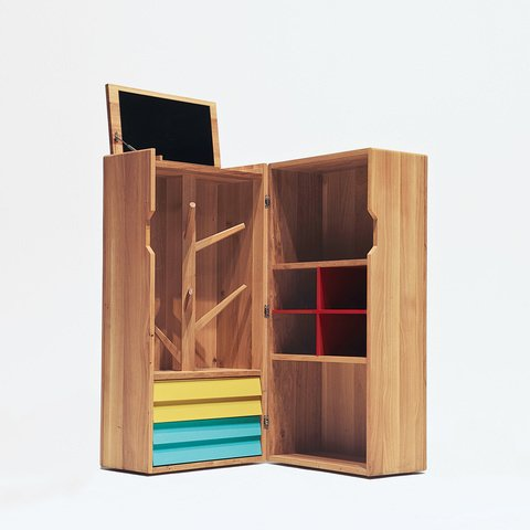 Trunk by Gesa Hansen.  Photo 4 of 4 in Tips for Buying Wood Furniture