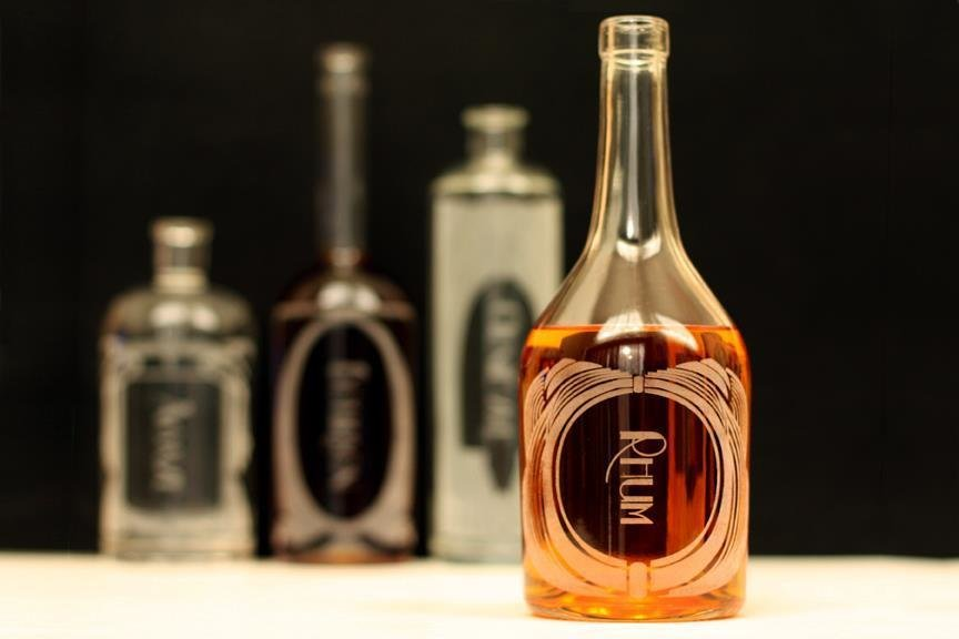 Rum - the Variance  Photo 3 of 6 in Product Spotlight: Reclamation Etchworks