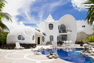 Airbnb Comes Home Preview - Photo 4 of 7 - Casa Caracol, Mexico.