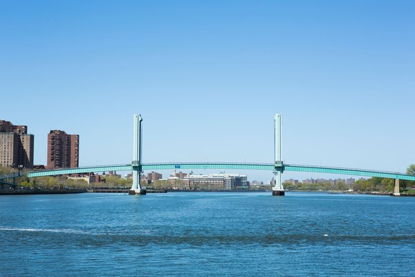 After reopening almost a year ago, Wards Island Bridge (aka the 103rd Street Footbridge) offers a 24-hour means of travel by foot or bike between Manhattan and Wards and Randall's Islands.