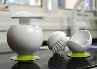 Get a Grip Kitchen Sinkware Line by Scott Henderson for CASABELLA.