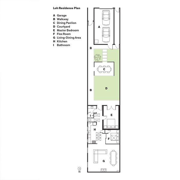Loh Residence Plan