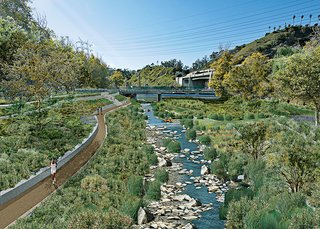 Can Neglected Urban Waterways Like the Los Angeles River Become Thriving Greenways? - Photo 3 of 5 -