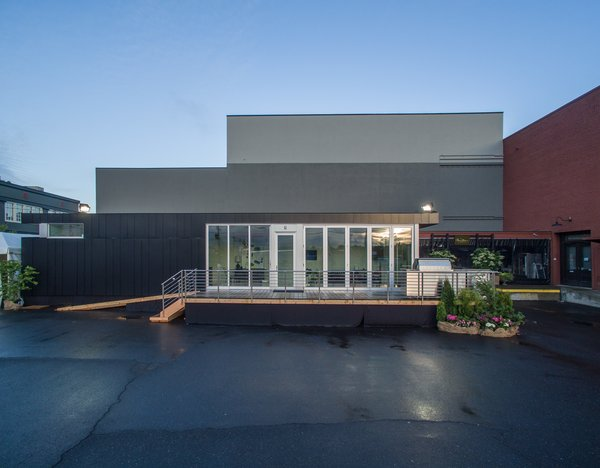 Prefab Monogram Modern Home Lands In Portland Collection