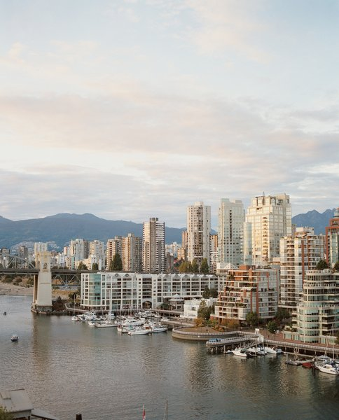 João's first assignment for Dwell was to shoot a City Guide to Vancouver.