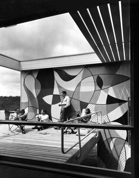 Rose Seidler House, Wahroonga, Sydney, Australia, 1948-50. Photo © Marcel Seidler