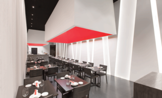 AIA|LA Announces Restaurant Design Awards Finalists - Photo 3 of 5 - Restaurant Nominee; Yojisan Sushi (Beverly Hills, CA) designed by Dan Brunn Architecture.