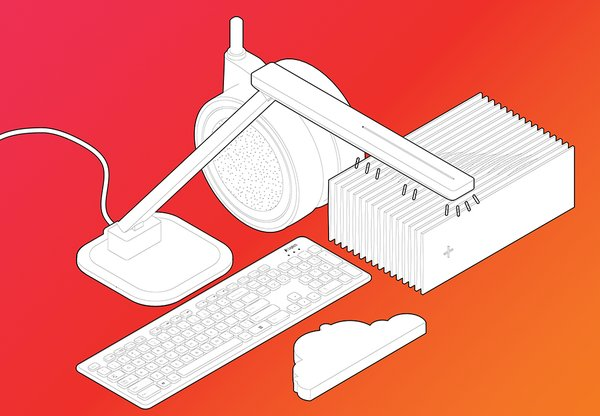 Upgrade your home office with these savvy products.