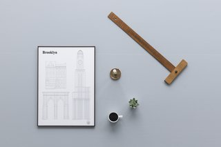 These Limited-Editon Prints Capture Architectural Landmarks Around the World - Photo 1 of 4 -