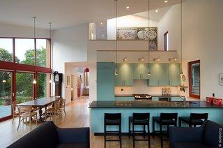 Angular Multi-Generational Home in Washington - Photo 3 of 5 -