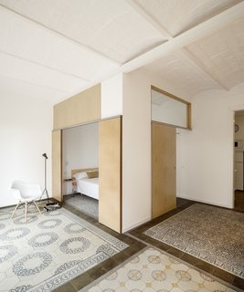 1930s Barcelona Apartment Gets a Minimal Makeover - Photo 1 of 8 -