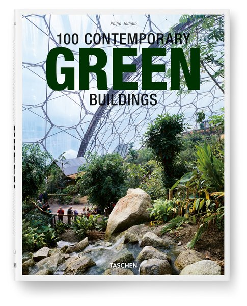 100 Contemporary Green Buildings, Volume 1 is available through Taschen