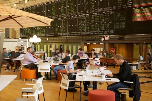 13 Inspiring Coworking Spaces - Photo 1 of 13 -