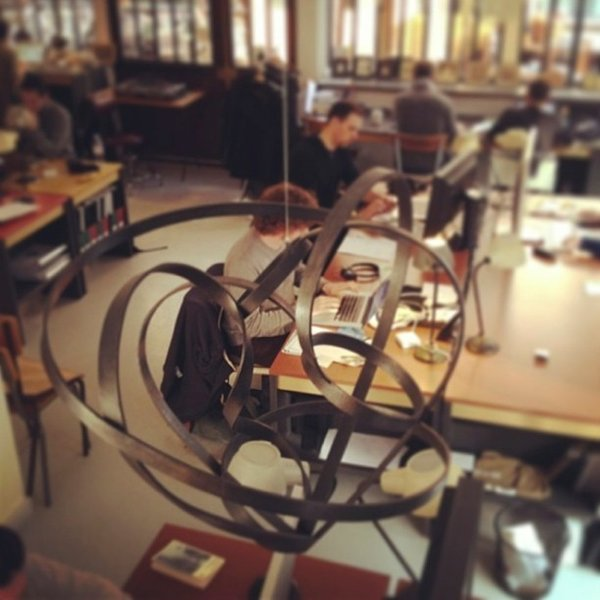 13 Inspiring Coworking Spaces - Photo 7 of 13 -