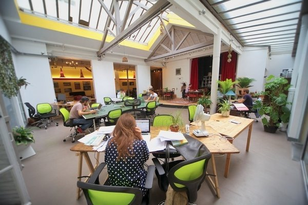 13 Inspiring Coworking Spaces - Photo 8 of 13 -
