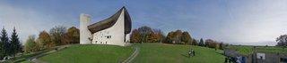 Le Corbusier (Charles-Édouard Jeanneret). (French, born Switzerland. 1887-1965). Chapelle Notre-Dame du Haut, Ronchamp. 1950–55. Photograph. 2012. © 2013 Artists Rights Society (ARS), New York/ADAGP, Paris/FLC. Photo © Richard Pare