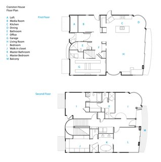 Actor bryan cranston 39 s green beach house renovation dwell for Dwell homes floor plans
