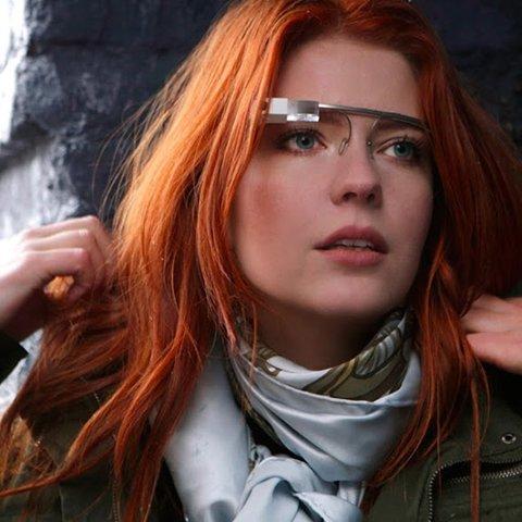 The industrial designer wearing her chops. Photo via Isabella Olsson.