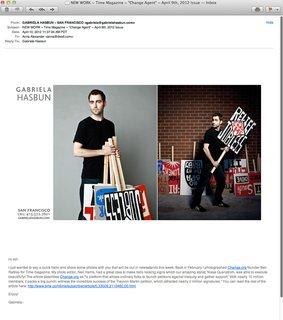 Promo Daily: Gabriela Hasbun - Photo 1 of 1 -
