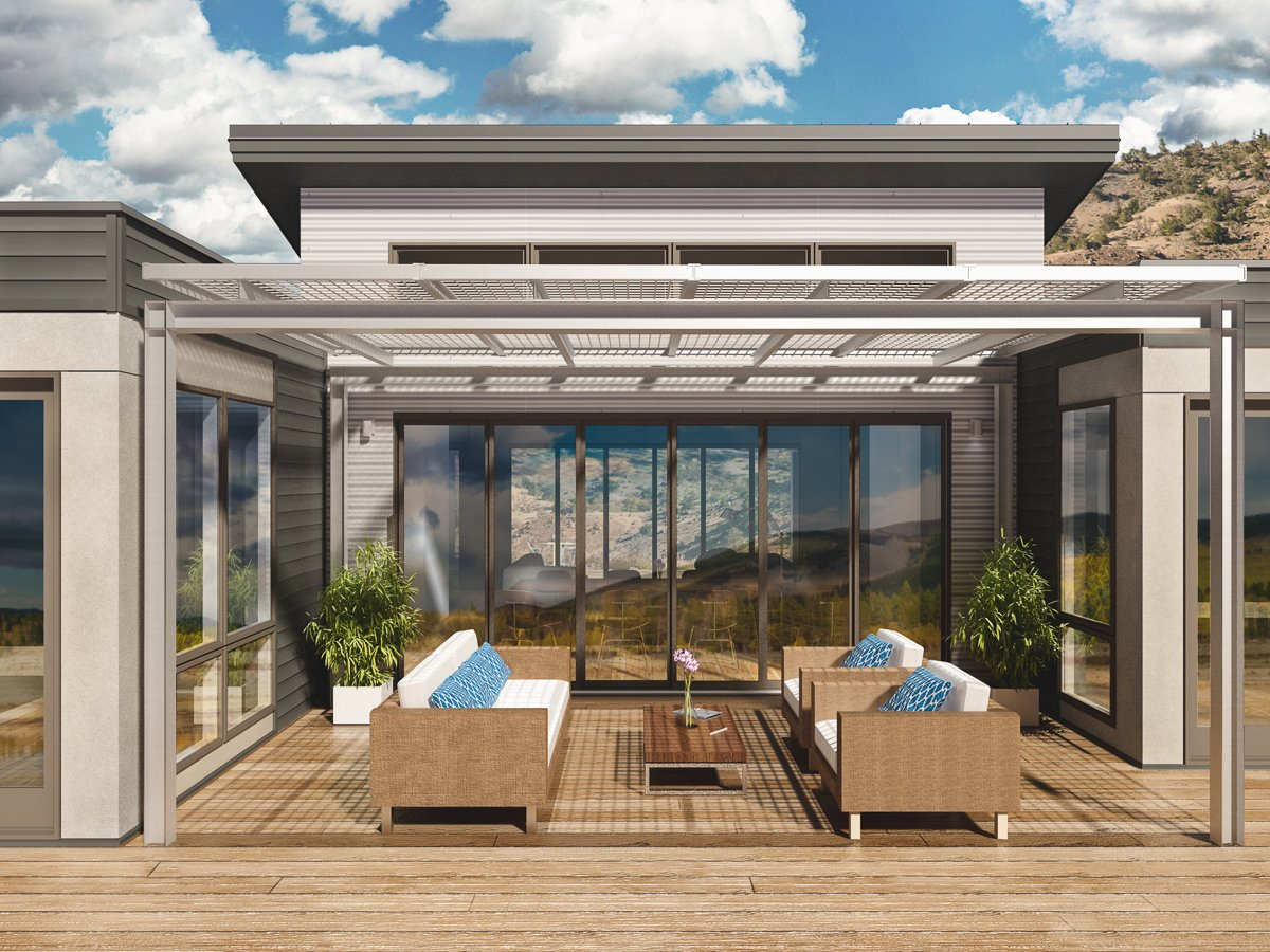 Blu homes to unveil first prefab home model in los angeles for Dwell homes floor plans