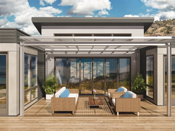 Blu Homes To Unveil First Prefab Home Model in Los Angeles