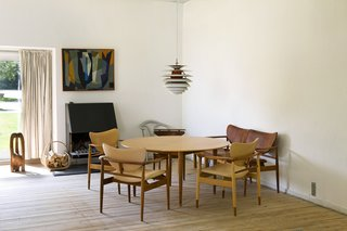 The Highly Personal House of Danish Design Great Finn Juhl - Photo 5 of 7 -