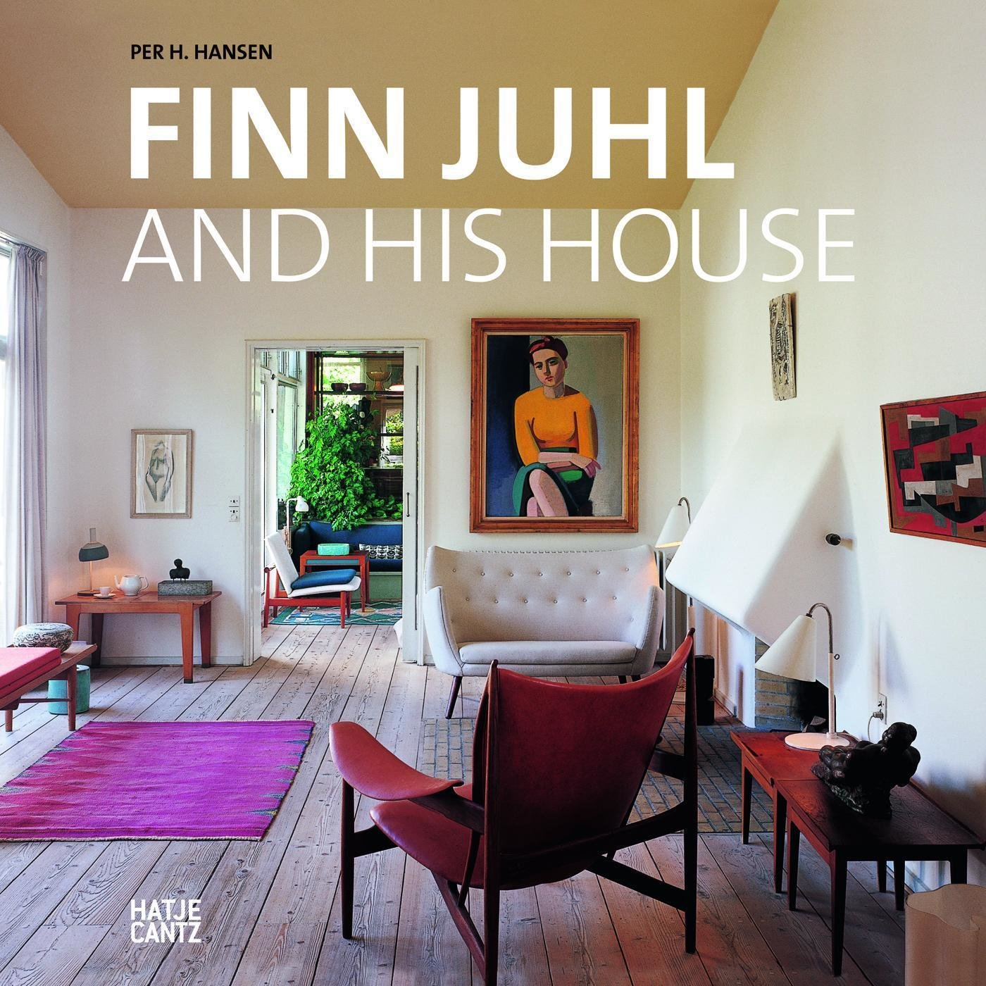 A new book by German publisher Hatje Cantz looks back on Finn Juhl's legacy and his home's new role as a public museum.  Photo 7 of 7 in The Highly Personal House of Danish Design Great Finn Juhl