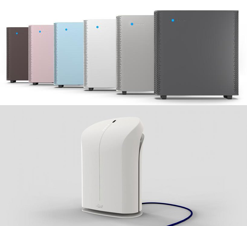 Kindest and gentlest: This year's Dwell on Design show floor saw not one but two air purifiers that excel in both form and function. Above, the Swedish company BlueAir; below, California's own Rabbit Air.  Photo 17 of 17 in Dwell on Design Editors' Picks