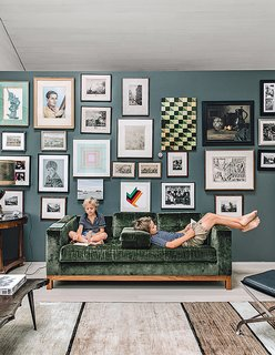 10 Tips For Hanging Art in Your Home—and Our Picks For Creating Fearless Walls - Photo 1 of 12 -